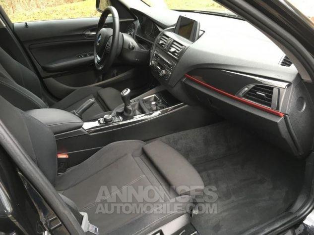 BMW Série 1 118d 143 F20 SportLine NOIR Occasion - 6