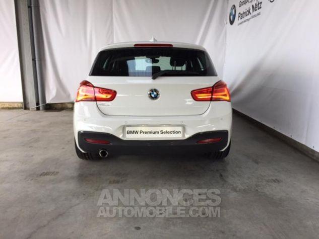 BMW Série 1 118d 150ch M Sport 5p Alpinweiss uni Occasion - 7