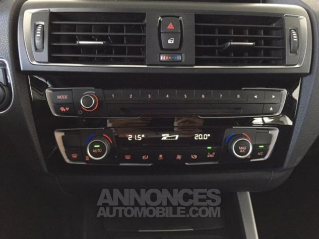 BMW Série 1 118d 150ch M Sport 5p Alpinweiss uni Occasion - 11