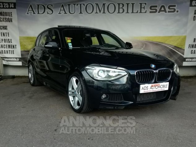 BMW Série 1 118D XDRIVE 143 CH M Sport Noir Occasion - 0
