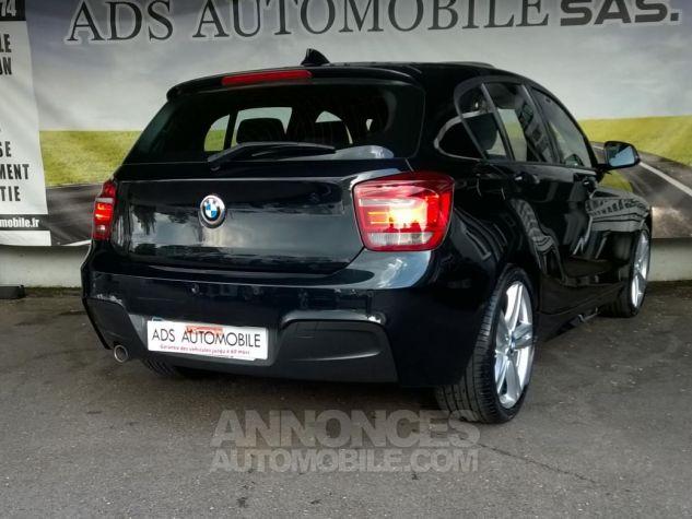 BMW Série 1 118D XDRIVE 143 CH M Sport Noir Occasion - 1