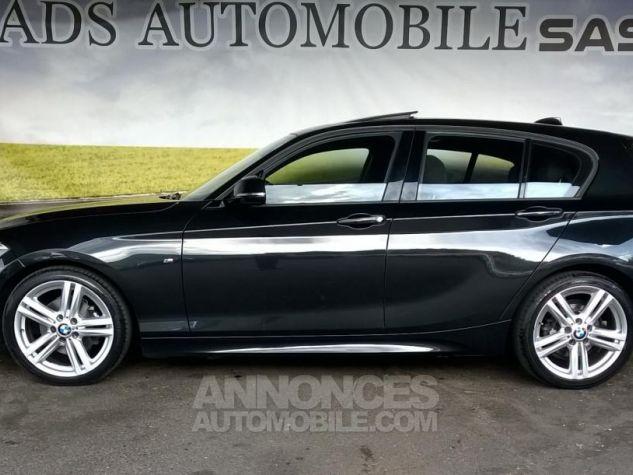 BMW Série 1 118D XDRIVE 143 CH M Sport Noir Occasion - 2