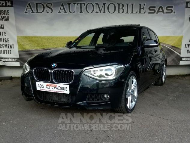 BMW Série 1 118D XDRIVE 143 CH M Sport Noir Occasion - 3