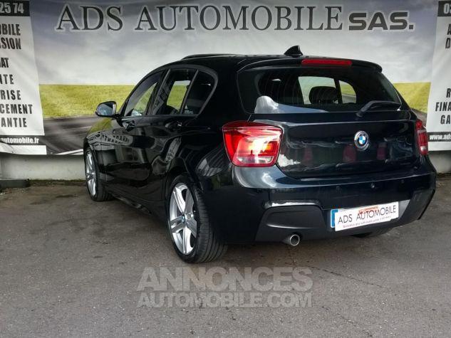 BMW Série 1 118D XDRIVE 143 CH M Sport Noir Occasion - 4