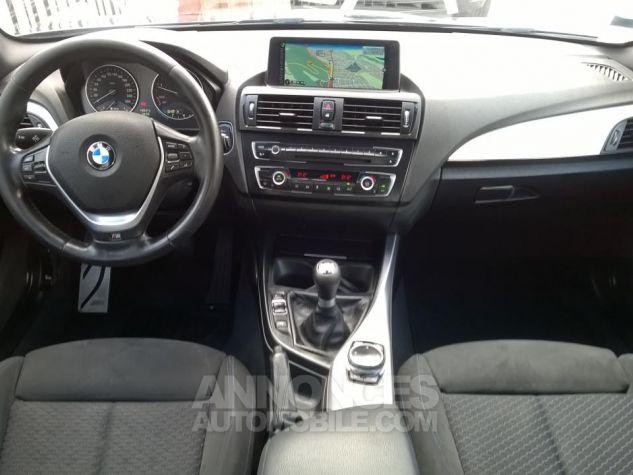 BMW Série 1 118D XDRIVE 143 CH M Sport Noir Occasion - 7