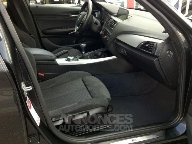 BMW Série 1 118D XDRIVE 143 CH M Sport Noir Occasion - 8