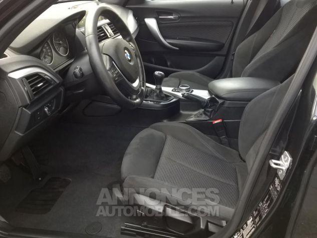 BMW Série 1 118D XDRIVE 143 CH M Sport Noir Occasion - 9