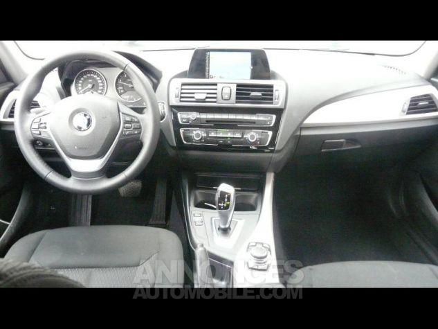 BMW Série 1 118dA 150ch Lounge 5p Blanc Nacre Occasion - 3