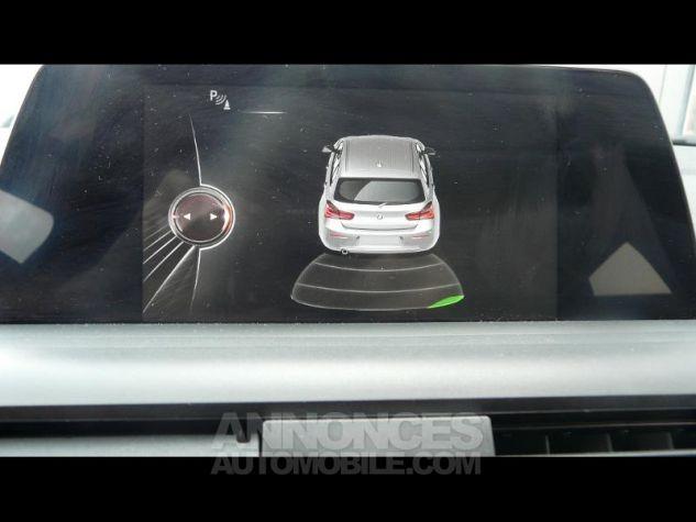 BMW Série 1 118dA 150ch Lounge 5p Blanc Nacre Occasion - 6