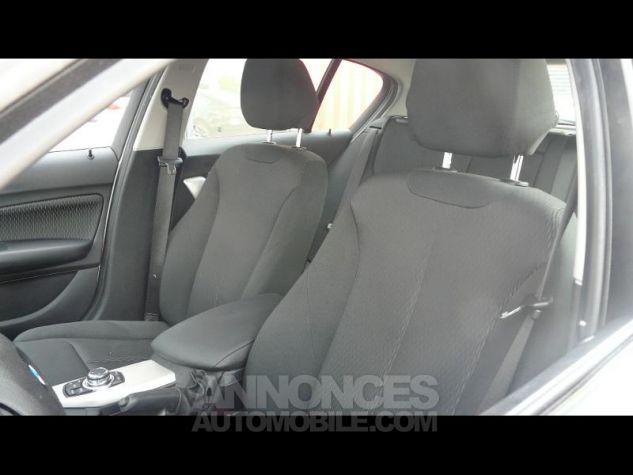 BMW Série 1 118dA 150ch Lounge 5p Blanc Nacre Occasion - 7