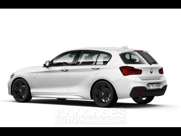 BMW Série 1 118dA 150ch M Sport 5p Alpinweiss uni Occasion - 2