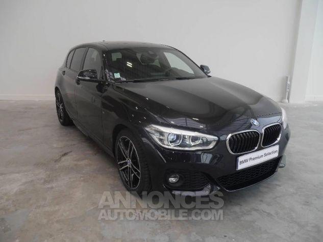 BMW Série 1 118dA 150ch M Sport 5p Saphirschwarz Occasion - 0
