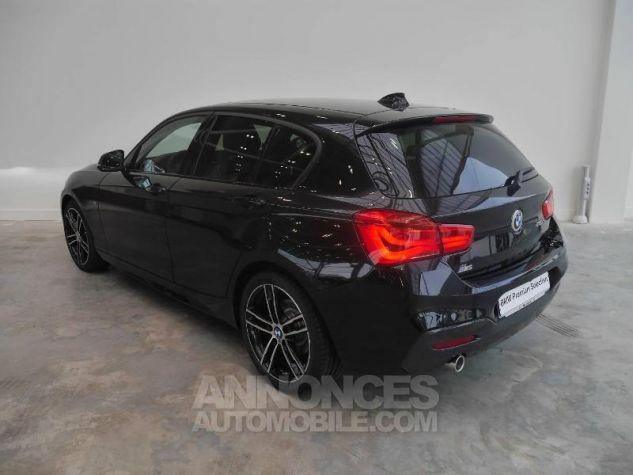 BMW Série 1 118dA 150ch M Sport 5p Saphirschwarz Occasion - 2