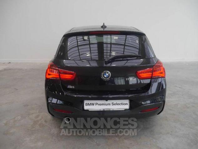 BMW Série 1 118dA 150ch M Sport 5p Saphirschwarz Occasion - 5