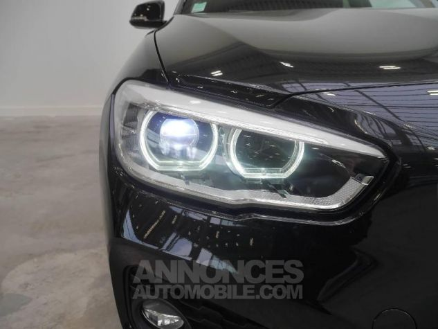 BMW Série 1 118dA 150ch M Sport 5p Saphirschwarz Occasion - 12