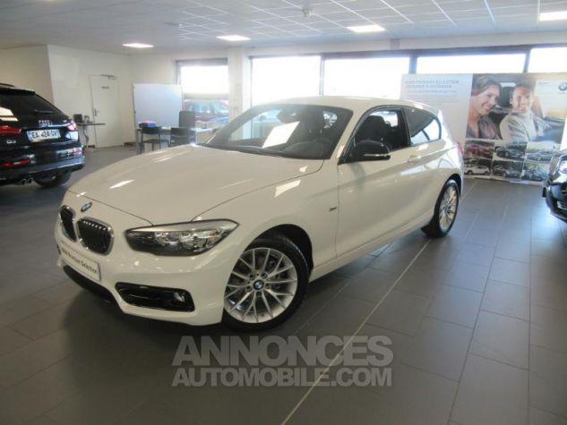 BMW Série 1 118dA 150ch Sport 3p  Occasion - 0