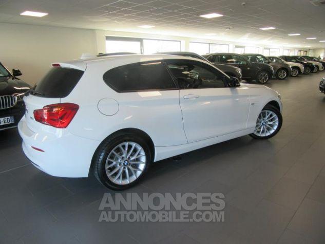BMW Série 1 118dA 150ch Sport 3p  Occasion - 2