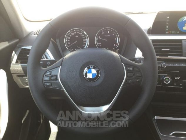 BMW Série 1 118dA 150ch UrbanChic 5p Euro6d-T Mineralgrau métallisée Occasion - 5