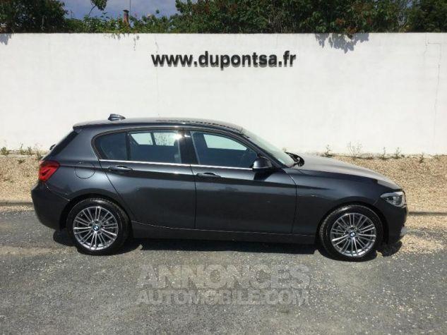 BMW Série 1 118dA 150ch UrbanChic 5p Euro6d-T Mineralgrau métallisée Occasion - 9