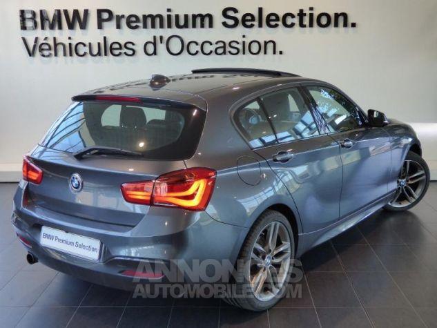 BMW Série 1 118iA 136ch M Sport 5p Mineralgrau metallise Occasion - 1