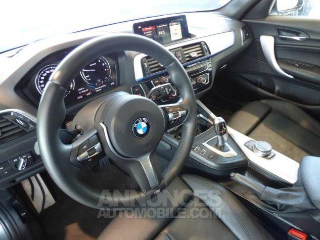 BMW Série 1 118iA 136ch M Sport 5p Mineralgrau metallise Occasion - 7