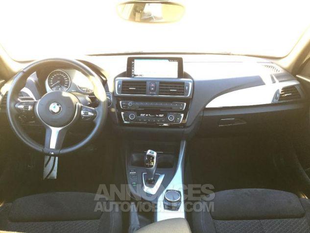 BMW Série 1 118iA 136ch M Sport 5p BLANC Occasion - 3
