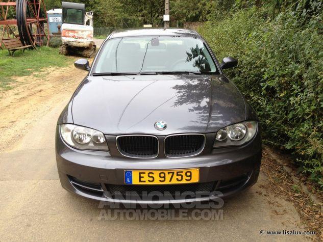 BMW Série 1 120 D coupé Luxe Cuir noir Occasion - 1