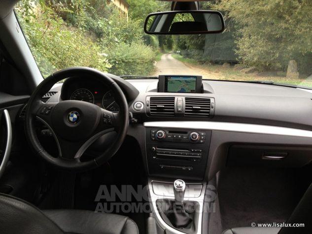 BMW Série 1 120 D coupé Luxe Cuir noir Occasion - 3