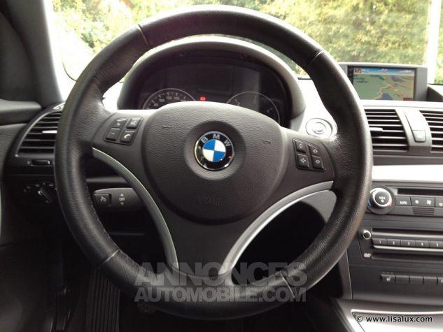 BMW Série 1 120 D coupé Luxe Cuir noir Occasion - 4