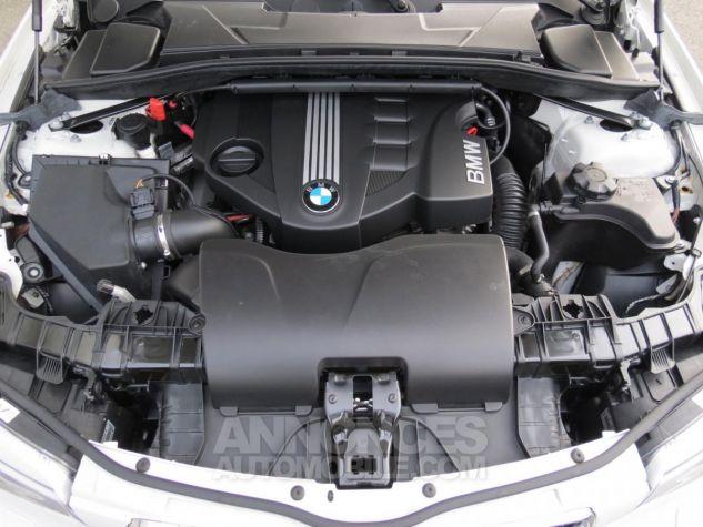 BMW Série 1  120D Coupé Edition M Sport 2013 Blanc Occasion - 15