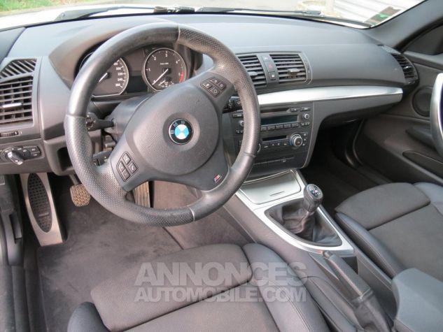 BMW Série 1  120D Coupé Edition M Sport 2013 Blanc Occasion - 16