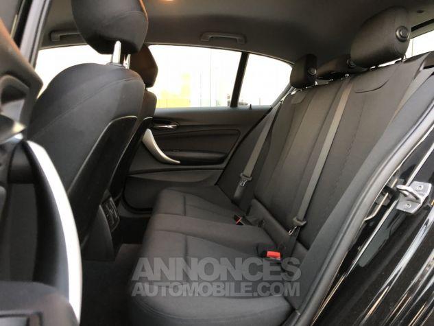 BMW Série 1 120dA 184ch Executive 5p Noir Occasion - 6