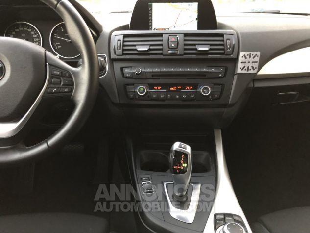 BMW Série 1 120dA 184ch Executive 5p Noir Occasion - 7