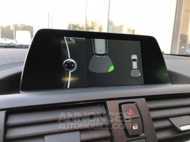 BMW Série 1 120dA 184ch Executive 5p Noir Occasion - 9