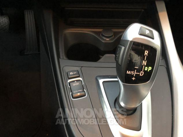 BMW Série 1 120dA 184ch Executive 5p Noir Occasion - 10