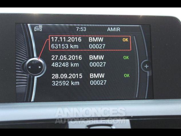 BMW Série 1 120dA 184ch Executive 5p Noir Occasion - 19