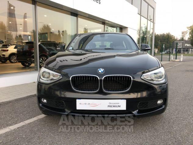 BMW Série 1 120dA 184ch Executive 5p Noir Occasion - 3