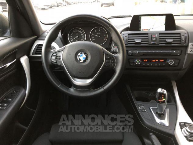 BMW Série 1 120dA 184ch Executive 5p Noir Occasion - 4