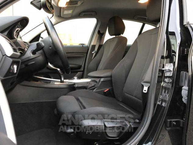 BMW Série 1 120dA 184ch Executive 5p Noir Occasion - 5