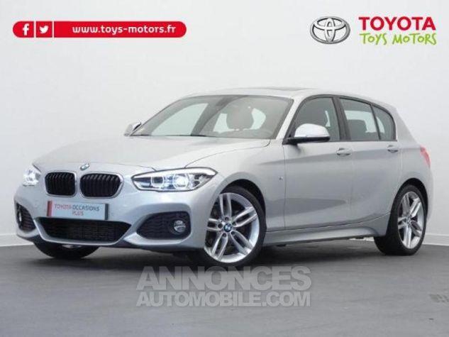 BMW Série 1 120dA 190ch Sport 5p GRIS Occasion - 0