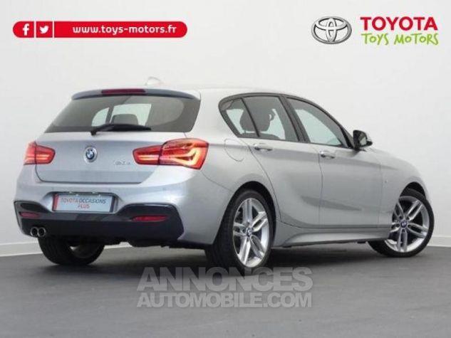 BMW Série 1 120dA 190ch Sport 5p GRIS Occasion - 2