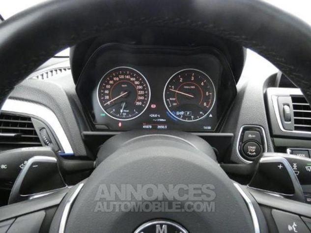 BMW Série 1 120dA 190ch Sport 5p GRIS Occasion - 10