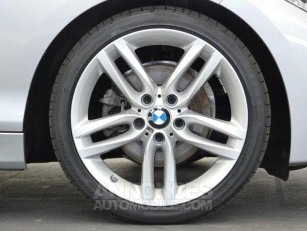 BMW Série 1 120dA 190ch Sport 5p GRIS Occasion - 12
