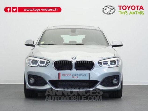 BMW Série 1 120dA 190ch Sport 5p GRIS Occasion - 13