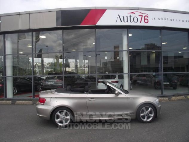 BMW Série 1 120i 170ch Luxe Beige Occasion - 2