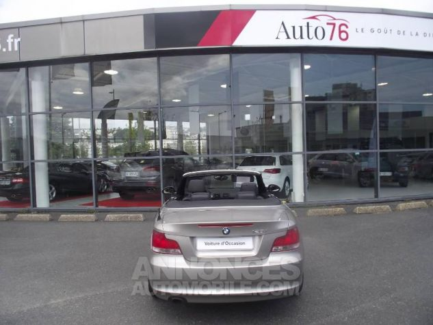 BMW Série 1 120i 170ch Luxe Beige Occasion - 5