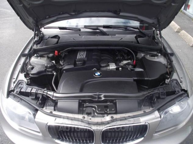 BMW Série 1 120i 170ch Luxe Beige Occasion - 9