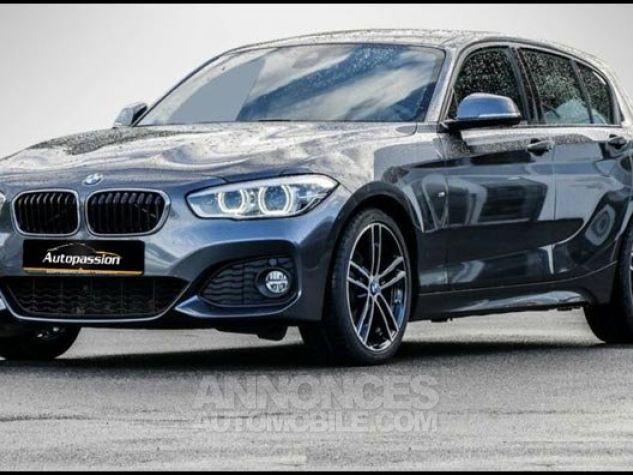 BMW Série 1 120i 184 M-Sport  Gris métallisé Occasion - 0