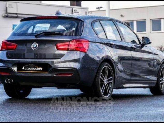 BMW Série 1 120i 184 M-Sport  Gris métallisé Occasion - 1