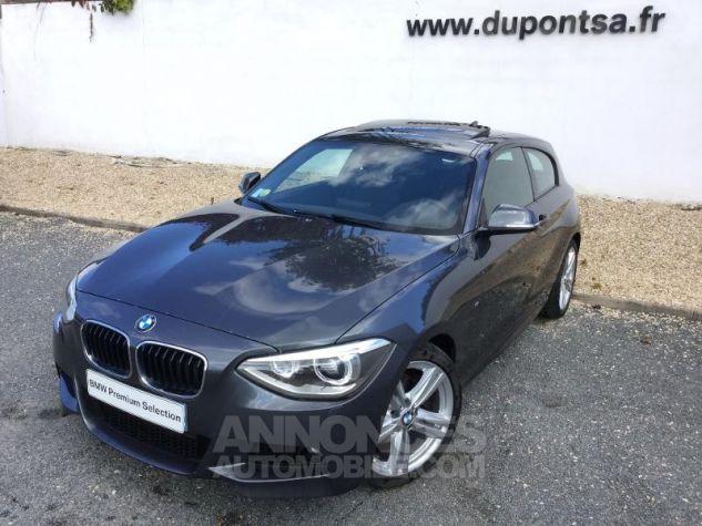BMW Série 1 125dA 218ch M Sport 3p Mineralgrau  metallise Occasion - 0
